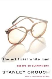 Cover of: The Artificial White Man