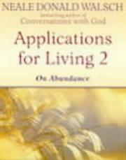 Cover of: Applications for Living
