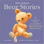 Cover of: Bear Stories