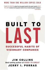 Cover of: Built to Last | Jim Collins, Jerry I. Porras