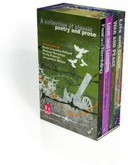 Cover of: Classic Poetry and Prose (Poetry & Prose)