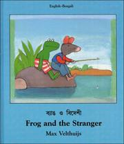 Cover of: Frog and the Stranger (English-Bengali) (Frog series)