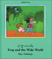 Cover of: Frog and the Wide World (English-Urdu) (Frog series)