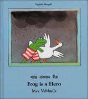 Cover of: Frog Is a Hero (English-Bengali) (Frog series)