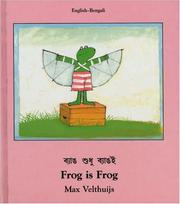 Cover of: Frog Is Frog (English-Bengali) (Frog series)