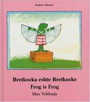 Cover of: Frog Is Frog (English-Albanian) (Frog series)