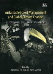 Cover of: Sustainable Forest Management and Global Climate Change |
