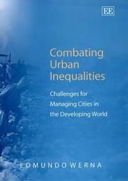 Cover of: Combating Urban Inequalities