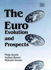 Cover of: The Euro