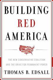Cover of: Building Red America | Thomas Byrne Edsall