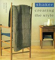 Cover of: Creating the Style