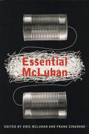 Cover of: Essential McLuhan