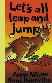 Cover of: Let's all leap and jump