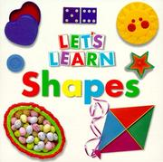 Cover of: Let's Learn Shapes (Let's Learn)