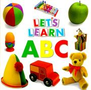 Cover of: Let's Learn ABC (Let's Learn)