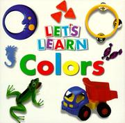 Cover of: Let's Learn Colors (Let's Learn)