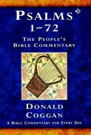 Cover of: Psalms 1-72 | Donald Coggan