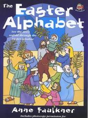 Cover of: The Easter Alphabet