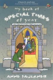 Cover of: My Book of Special Times of Year