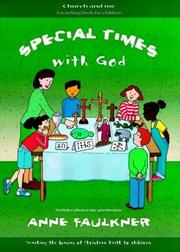 Cover of: Special Times With God