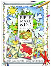 Bible Make & Do by Gillian Chapman