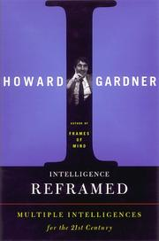 Cover of: Intelligence Reframed