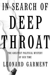 Cover of: In Search of Deep Throat