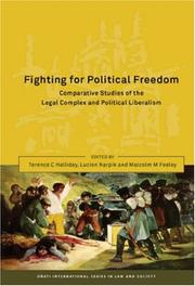 Cover of: Fighting for political freedom