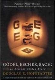 Cover of: Gödel, Escher, Bach by Douglas R. Hofstadter