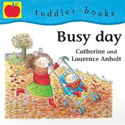 Cover of: Busy Day (Toddler Books)
