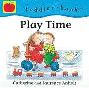 Cover of: Play Time (Toddler Books)
