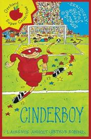 Cover of: Cinderboy (Seriously Silly Stories)