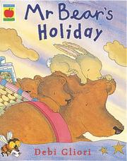 Cover of: Mr. Bear's Holiday