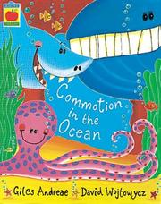 Cover of: Commotion in the Ocean