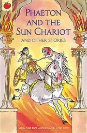 Cover of: Phaeton and the Sun Chariot (Orchard Myths)