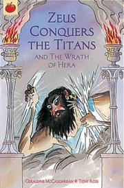 Cover of: Zeus Conquers the Titans (Orchard Myths)
