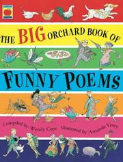 Cover of: The Big Orchard Book of Funny Poems (Big Books)