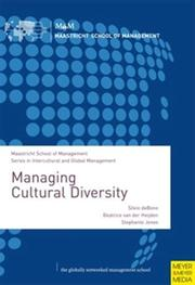 Cover of: Managing Cultural Diversity (Maastricht School of Management)