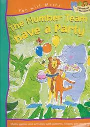 Cover of: The Number Team Have a Party (Fun with Maths)