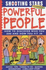 Cover of: Powerful People (Shooting Stars)