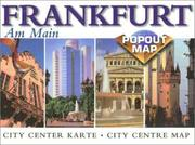 Cover of: Frankfurt Am Main Popout Map | Map Group