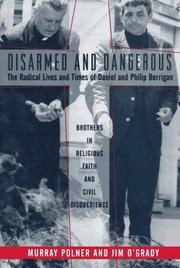 Cover of: Disarmed and dangerous