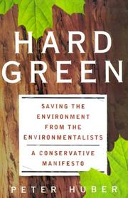 Cover of: Hard Green