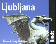 Cover of: Ljubljana, 2nd (Bradt Mini Guide) | Jenny McKelvie