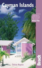 Cover of: Cayman Islands, 3rd (Bradt Travel Guide) | Tricia Hayne