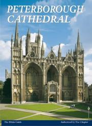 Cover of: Peterborough Cathedral