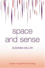 Cover of: Space and Sense (Essays in Cognitive Psychology)