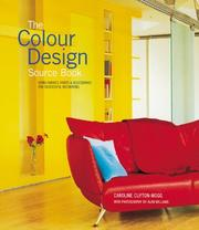 Cover of: The Colour Design Source Book