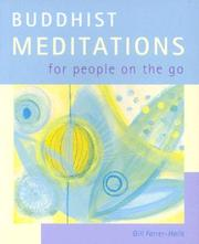 Cover of: Buddhist Meditations For People On The Go | Gill Farrer-Halls