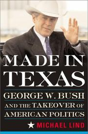 Cover of: Made in Texas